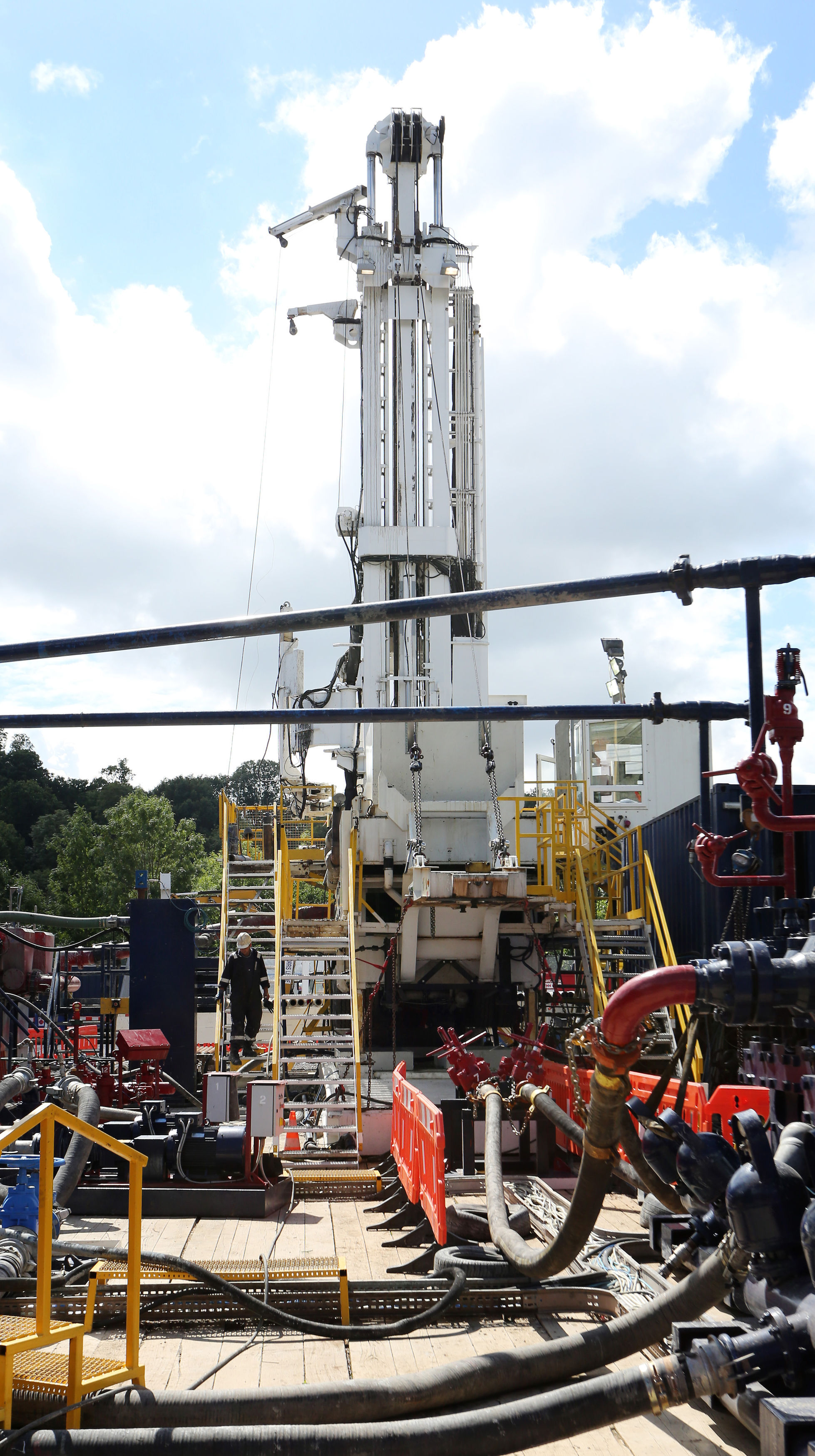 Fracking 'must go ahead soon' despite fears over water supply