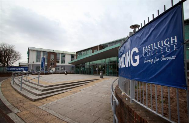 Eastleigh College stages open event