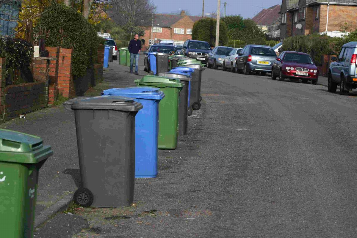 Southampton praised for weekly bin collections