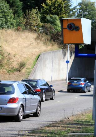 Motorists have been caught at high speed in Hampshire.