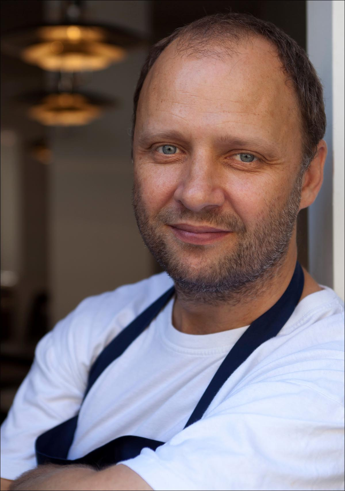 Former chip fryer is Britain's top chef