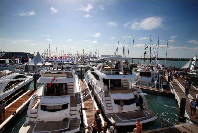Southampton Boat Show returns for 2014