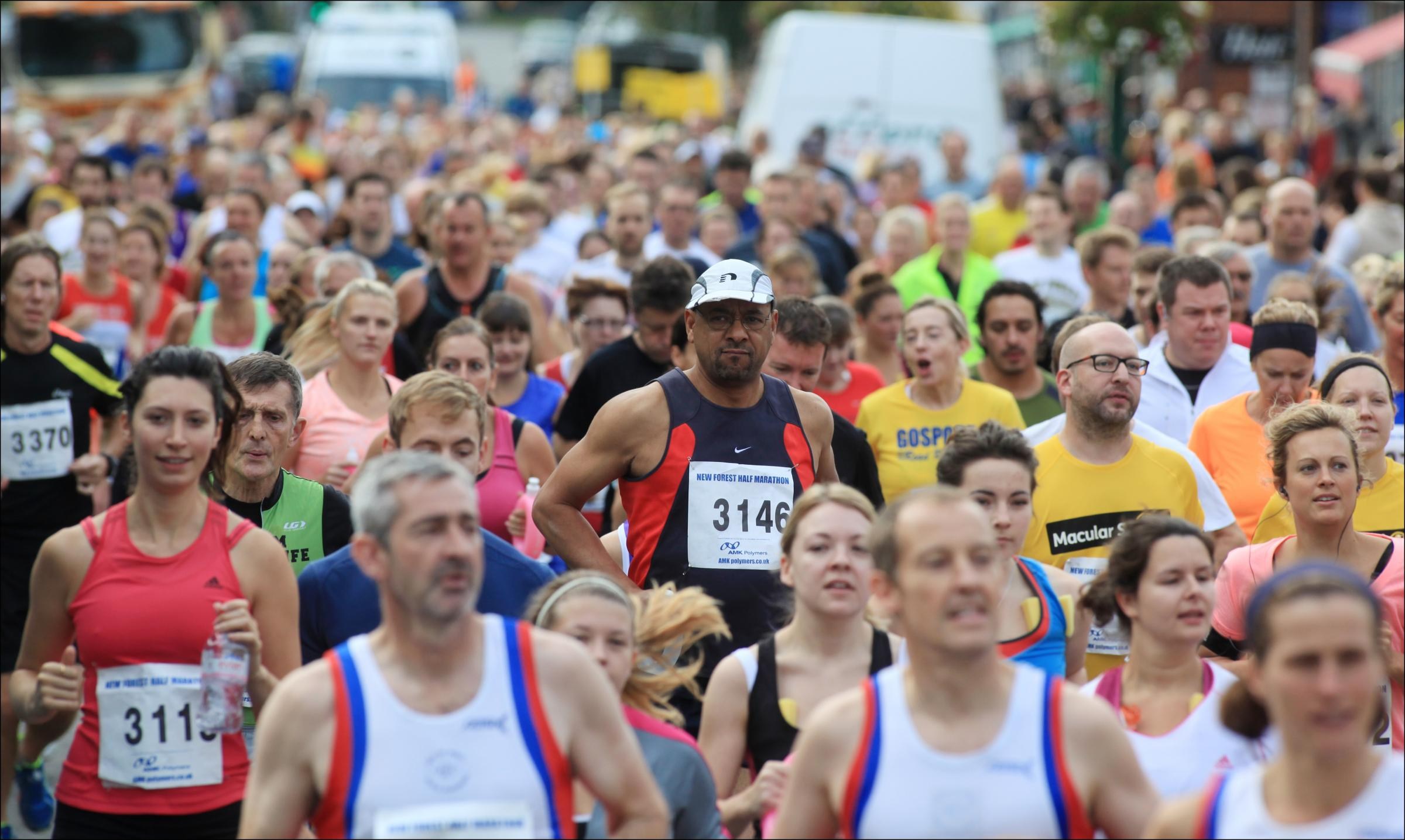 Charity fears after Hampshire marathon axed