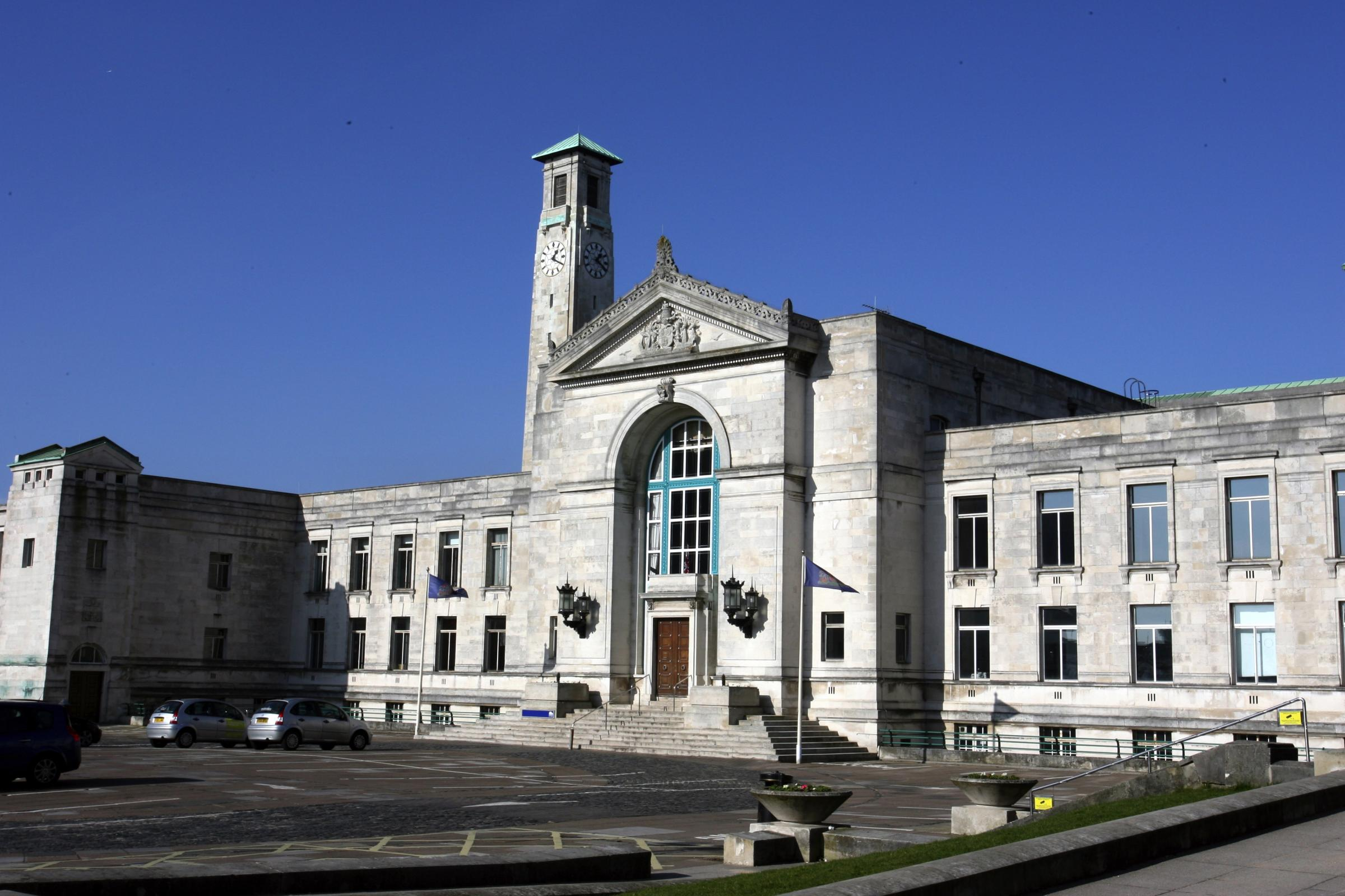 CIVIC CENTRE: A third of seats at Southampton City Council are being contested.