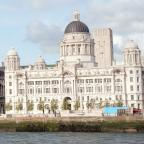 Daily Echo: Cunard Building, Liverpool