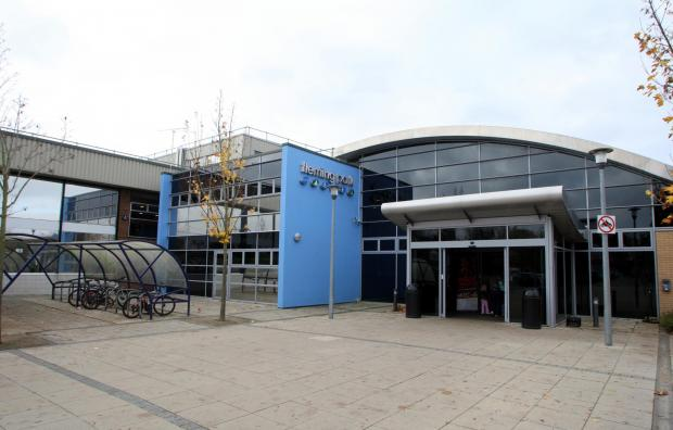 Eastleigh Borough Council is considering demolishing Fleming Park Leisure Centre, pictured
