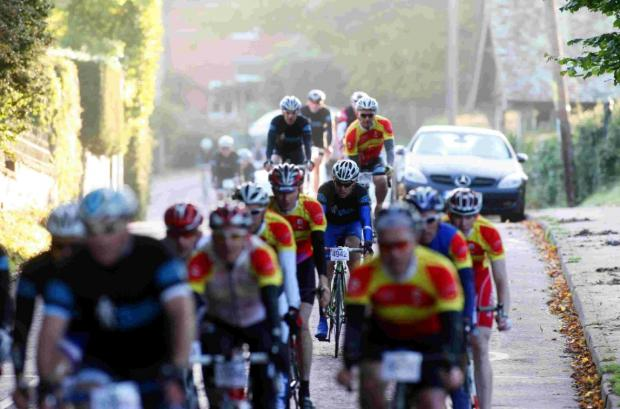 Cycling event boss aiming to calm nerves