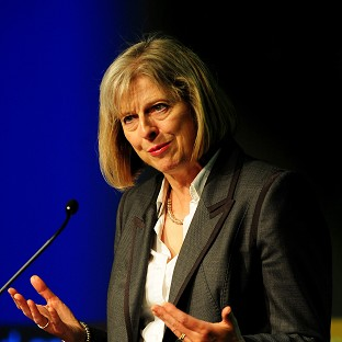 Home Secretary Theresa May said it is right that the police watchdog is given greater powers