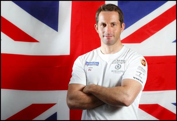 Daily Echo: New honour for Olympic sailing hero Sir Ben Ainslie