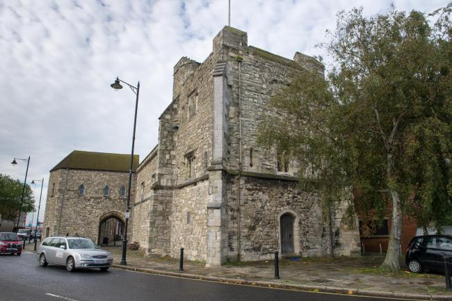 Historic building could become arts venue