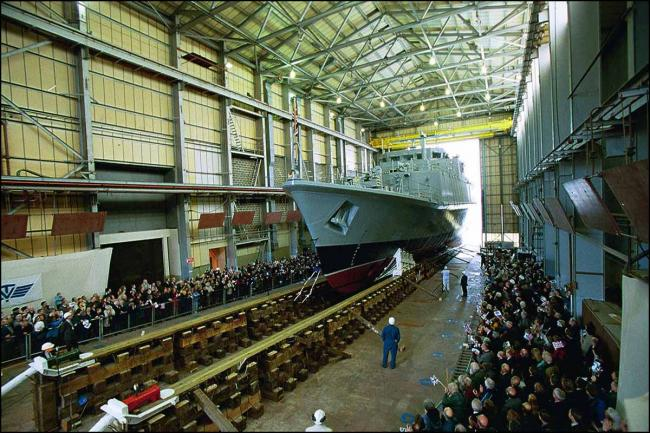 As a history of British shipbuilding comes to an end, why