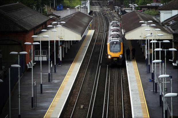 Daily Echo: Winchester Railway Station