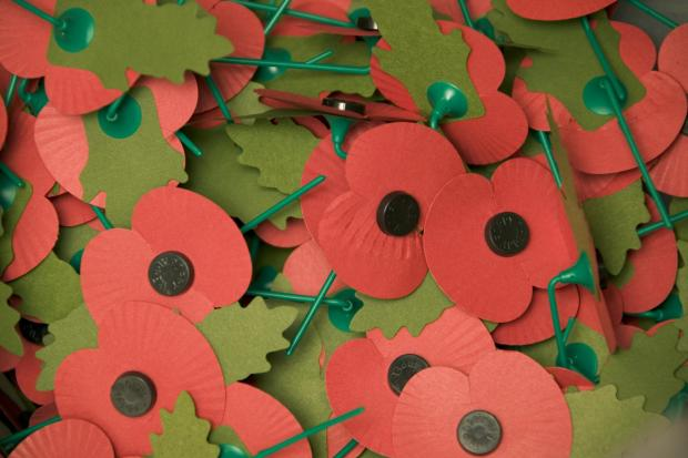 Thanks for helping Poppy Appeal raise its funds
