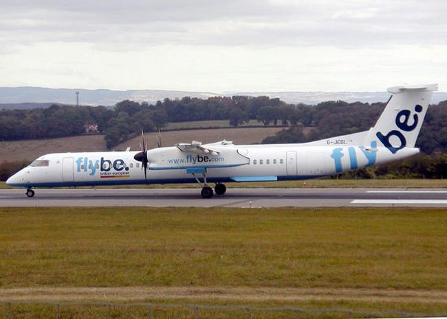 brand new 1291d b423d Flybe bosses say there will be no changes at Southampton ...