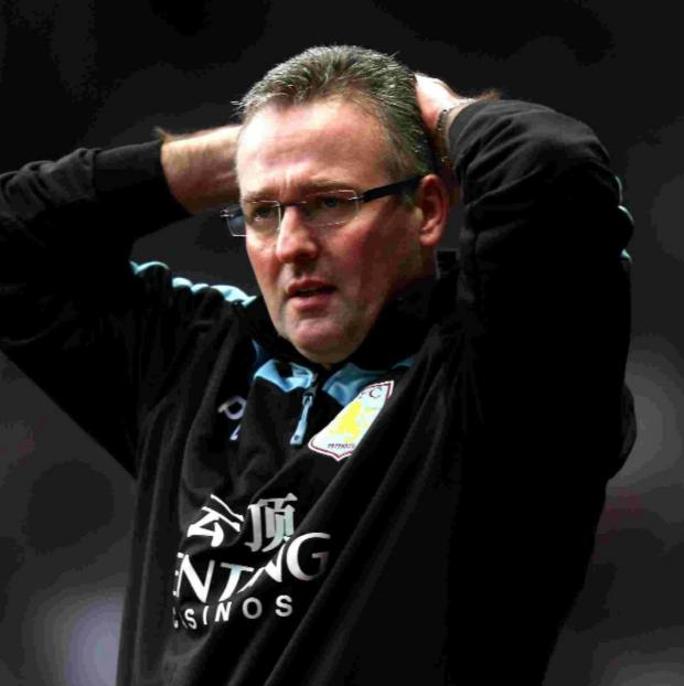 Daily Echo: Paul Lambert