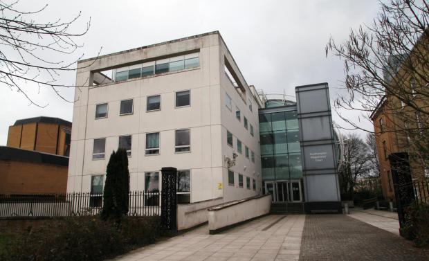 Daily Echo: Southampton Magistrates Cour