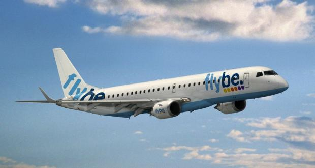 Flybe pilot loses arm as he lands plane