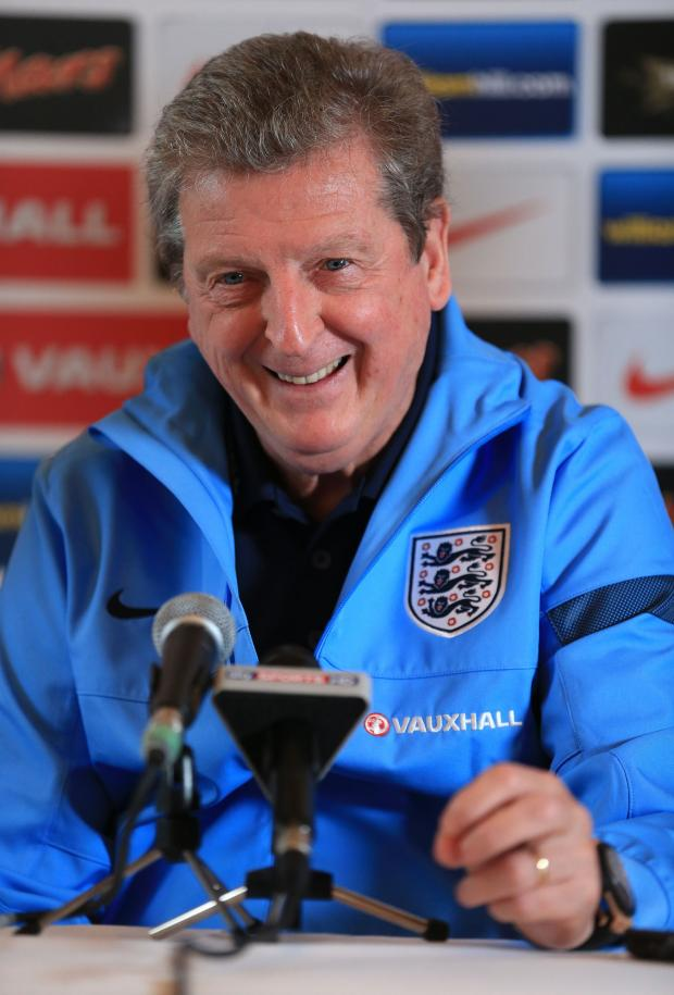 Daily Echo: Roy Hodgson