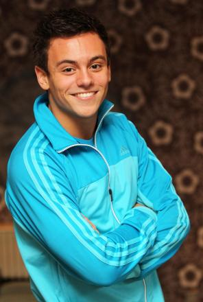 Tom Daley is an inspiration says diving pal