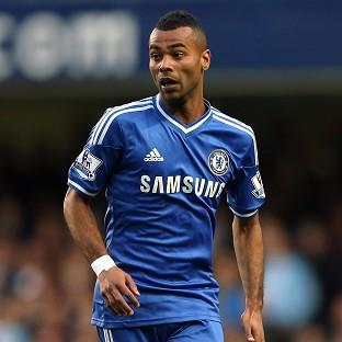 Daily Echo: Ashley Cole has struggled to hold down a regular first-team place at Chelsea