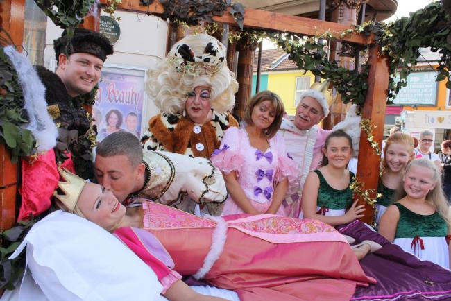 REVIEW: Sleeping Beauty, Kings Theatre Southsea | Daily Echo