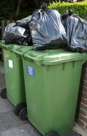 Weekly bin collections in city could be at risk