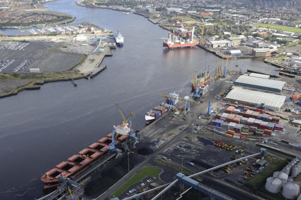 Daily Echo: DRUG SEIZURE: Haul found at Port of Tyne
