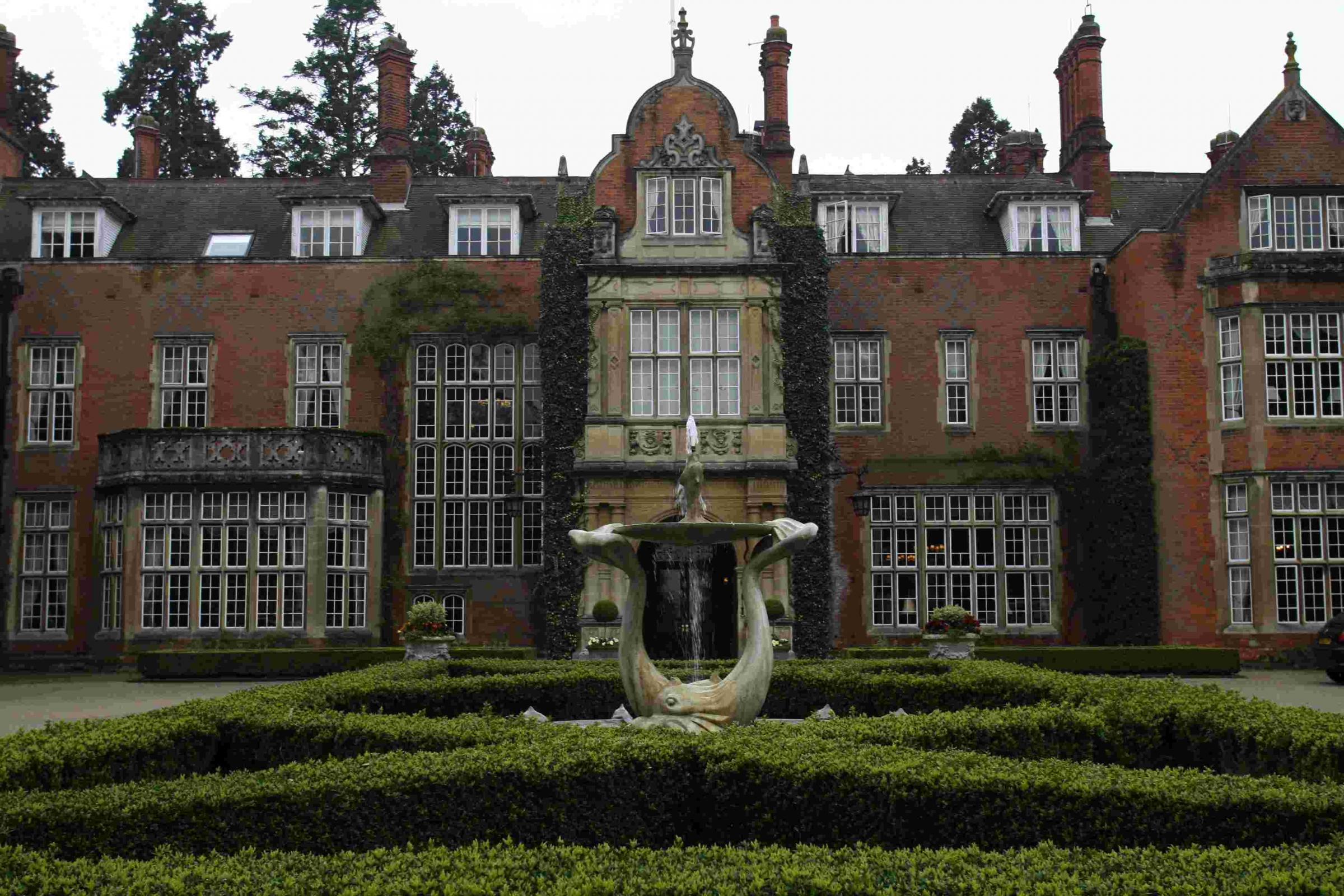 Food review: festive dining at Tylney Hall Hotel, Hampshire