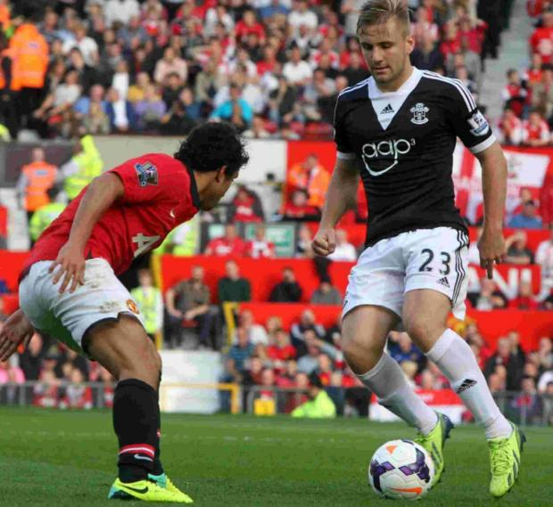 Daily Echo: Luke Shaw