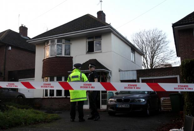 Drugs probe by police after fire at Southampton house