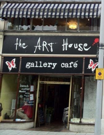 Arts cafe to hold open day.