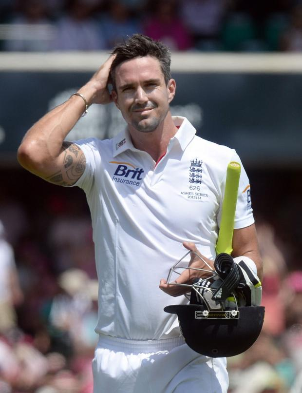 Daily Echo: Kevin Pietersen