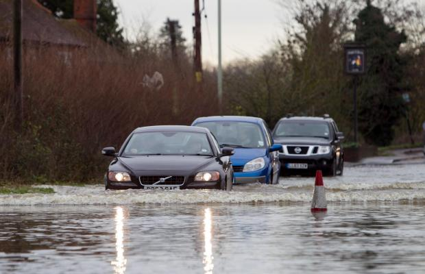 New weather warning issued for Hampshire