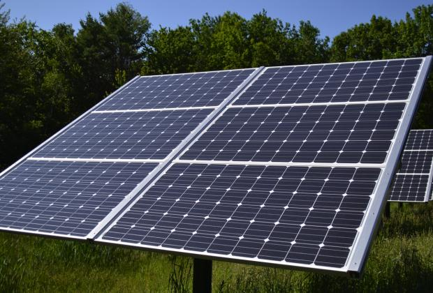 Go ahead for £1.2 msolar farm on Hampshire country park