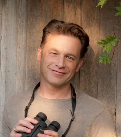 Wildlife expert Chris Packham.