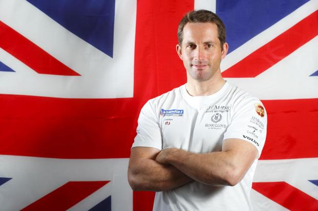 VIDEO: Ben Ainslie launches Britain's America's Cup bid