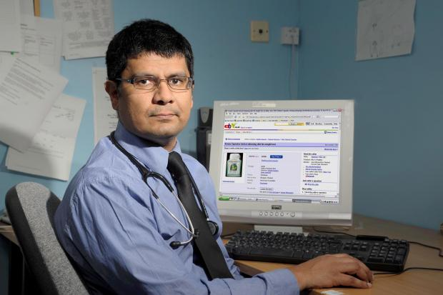 Dr Nadeem Afzal from Southampton General Hospital