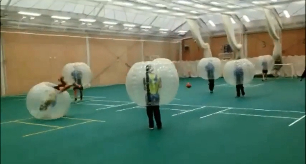 Hants enjoy pre-season with a difference