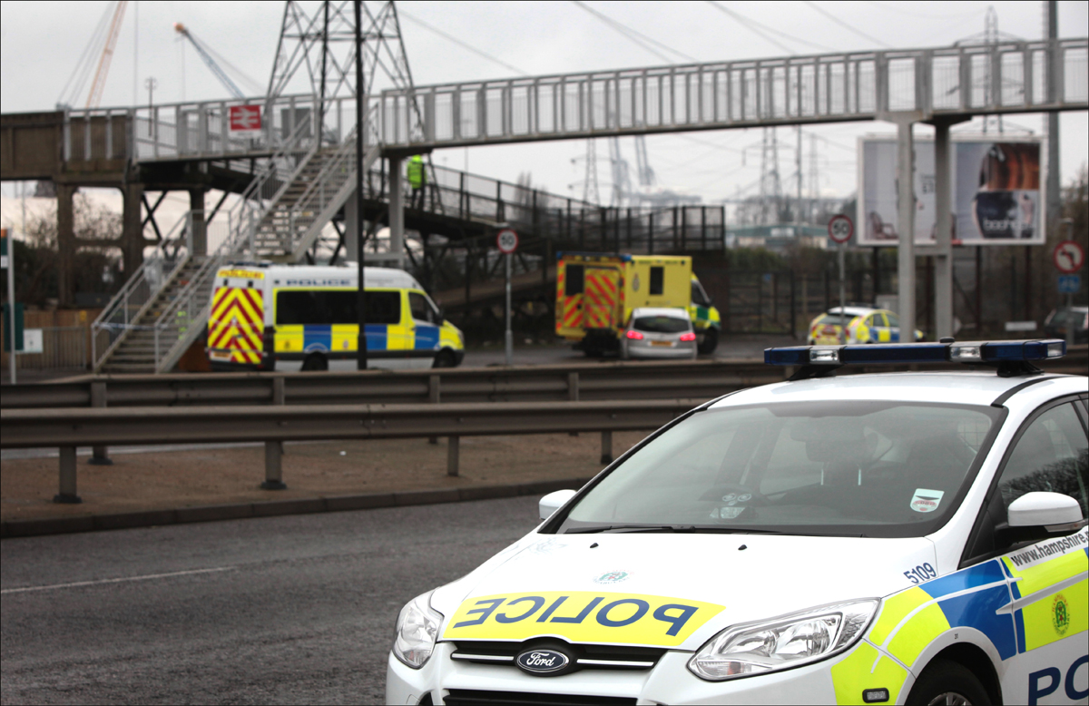 Man found dead at railway station identified