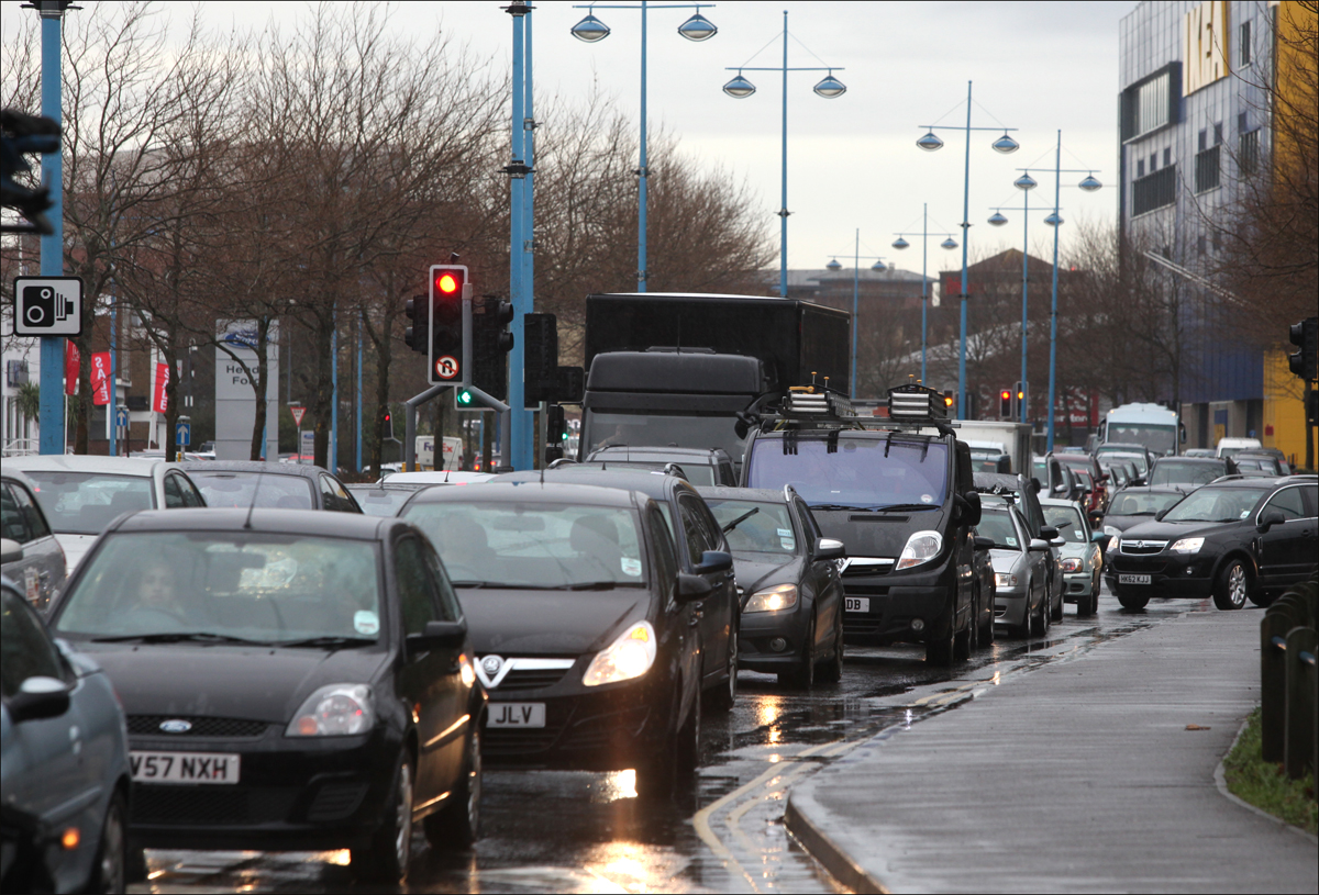 Crisis talks to prevent Southampton gridlock happening again