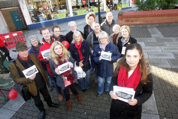 Labour activists protest over cost of living