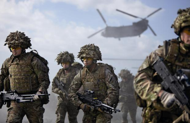 Army in drive to recruit more than 200 new reservists in Southampton