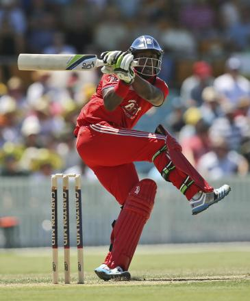 Carberry in contention for ODI recall