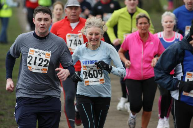 Record numbers expected to take part in B&Q Eastleigh 10k race