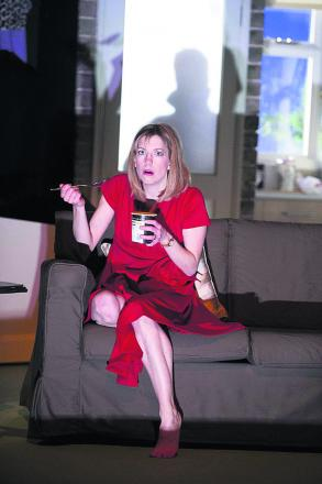 Claire Goose in a scene from The Perfect Murder