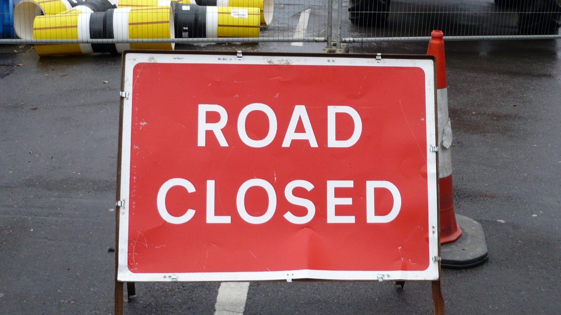 Road to be closed for two weeks