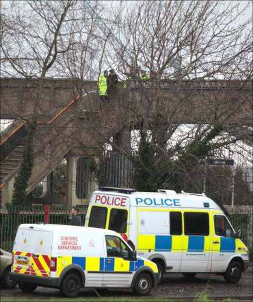 Probe continues into railway station death