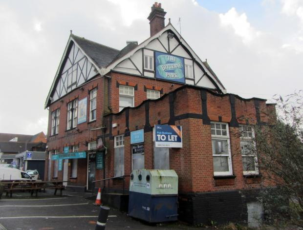 Historic pub boarded up as landlord quits