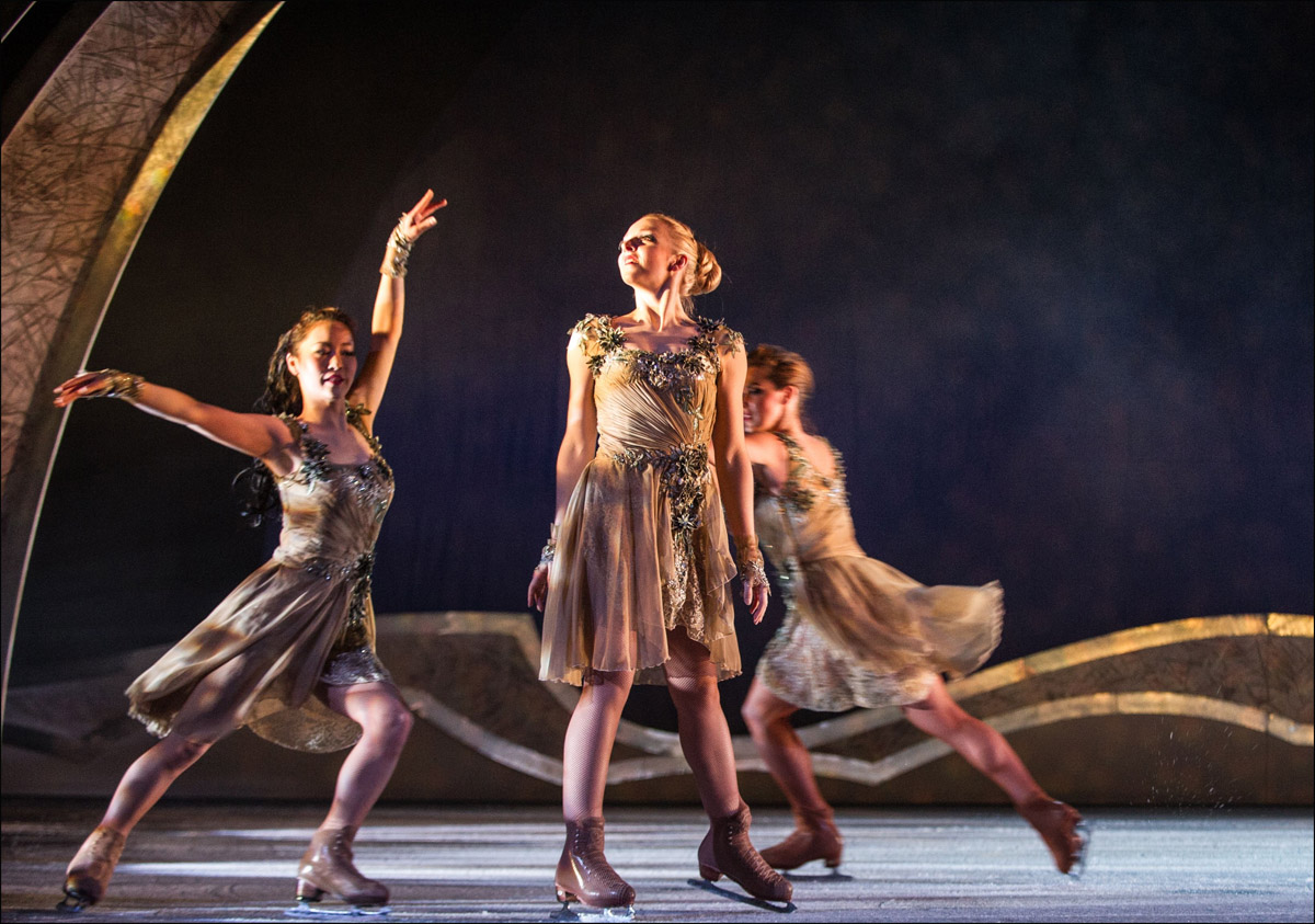 Robin Cousins' ICE, Mayflower Theatre, Southampton