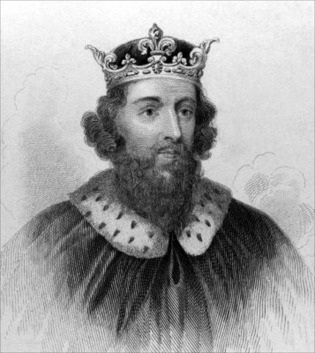 Daily Echo: King Alfred